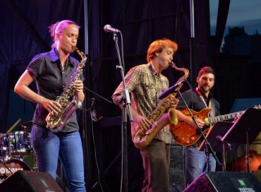 The Festival International de Jazz de Montréal: So Much Jazz