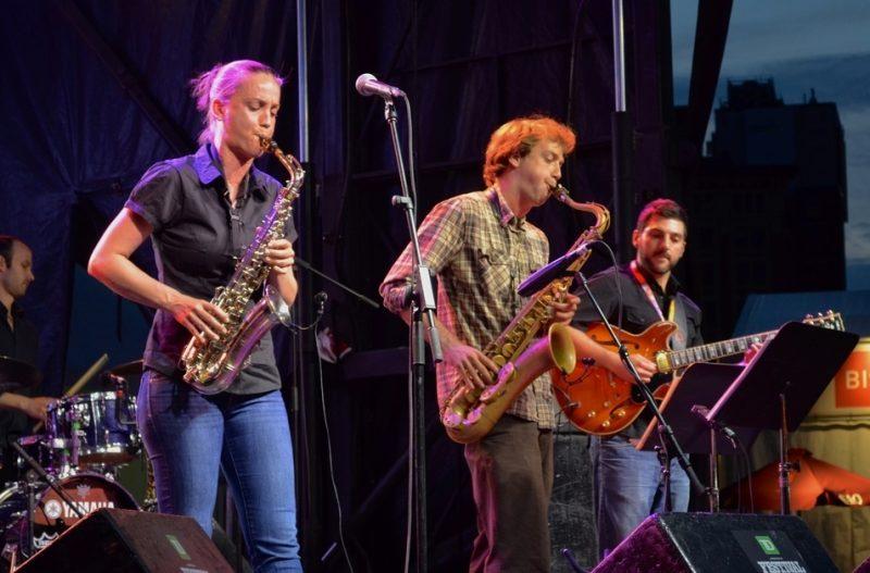 Becky Noble, Montreal Jazz Festival, 2013