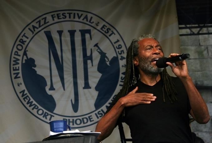 Bobby McFerrin, Newport Jazz Festival 2014