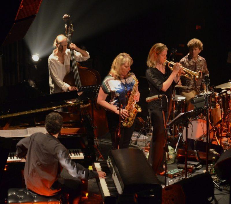 Christine Jensen, Montreal Jazz Festival, 2013