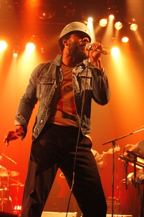 Cody ChesnuTT, Montreal International Jazz Festival, 2014