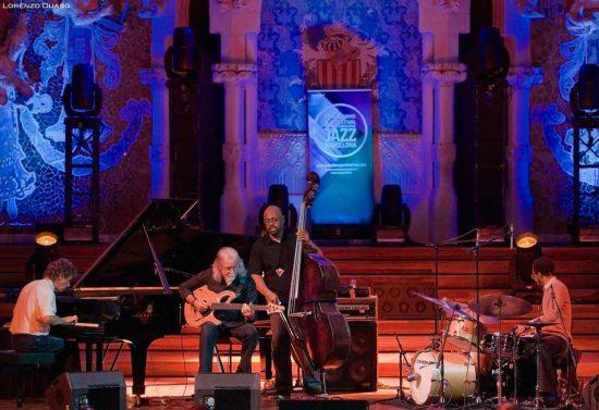 Chick Corea, Carles Benavant, Christian McBride and Brian Blade, Barcelona Jazz Festival 2012 image 0