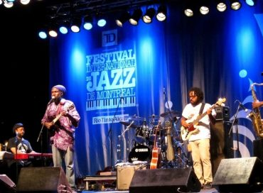 Review: The Montréal International Jazz Festival 2012