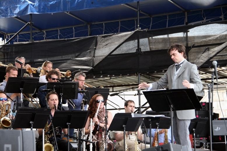 Darcy James Argue Secret Society, Newport Jazz Festival 2014