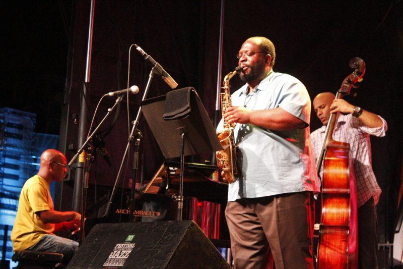 Darius Jones & Tarbaby, Montreal Jazz Festival 2014