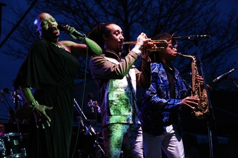 Dee Dee Bridgewater, Newport Jazz Festival 2014