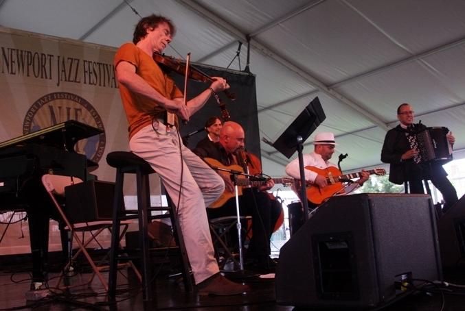 Django Festival All-Stars, Newport Jazz Festival 2014