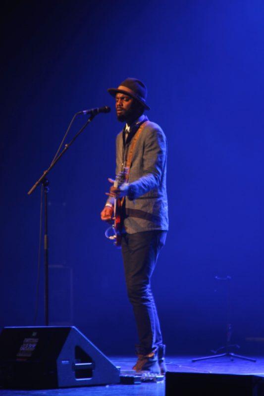 Gary Clark Jr., Montreal Jazz Festival 2014
