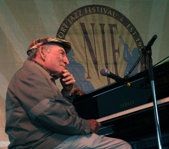 George Wein, Newport Jazz Festival 2014
