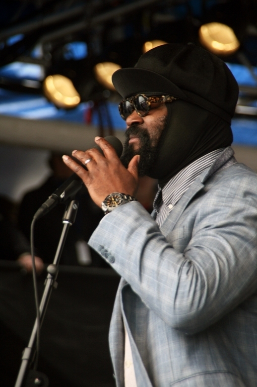 Gregory Porter, Newport Jazz Festival 2014