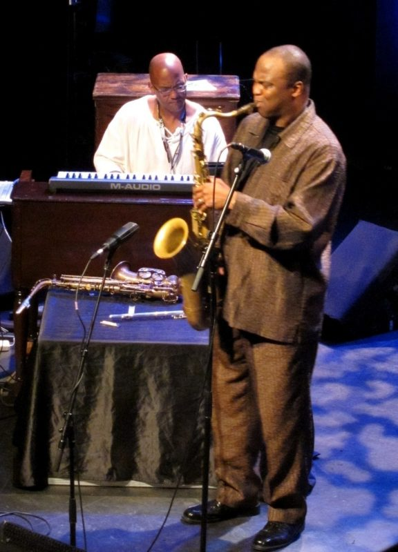 James Carter Organ Trio, Montreal Jazz Festival 2012