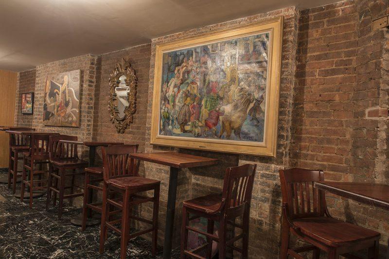 Mezzrow, NYC jazz club