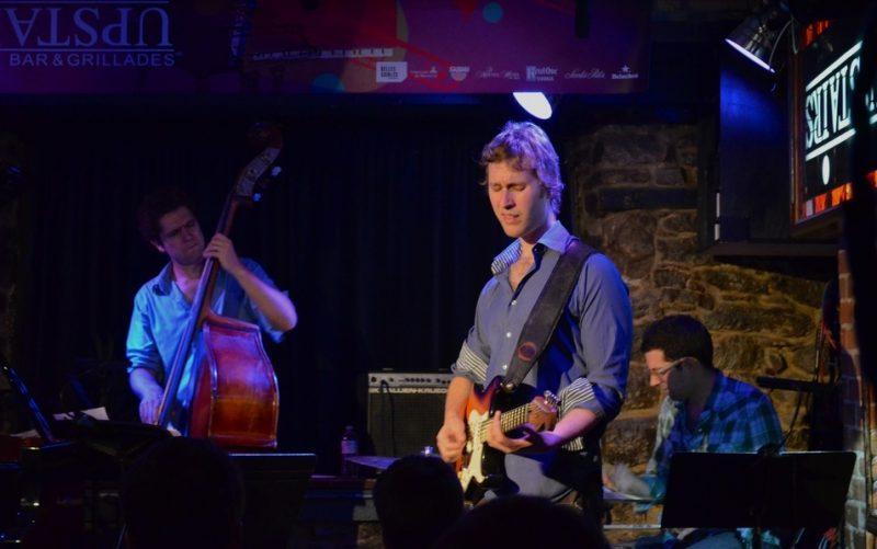 Nir Felder, Montreal Jazz Festival, 2013