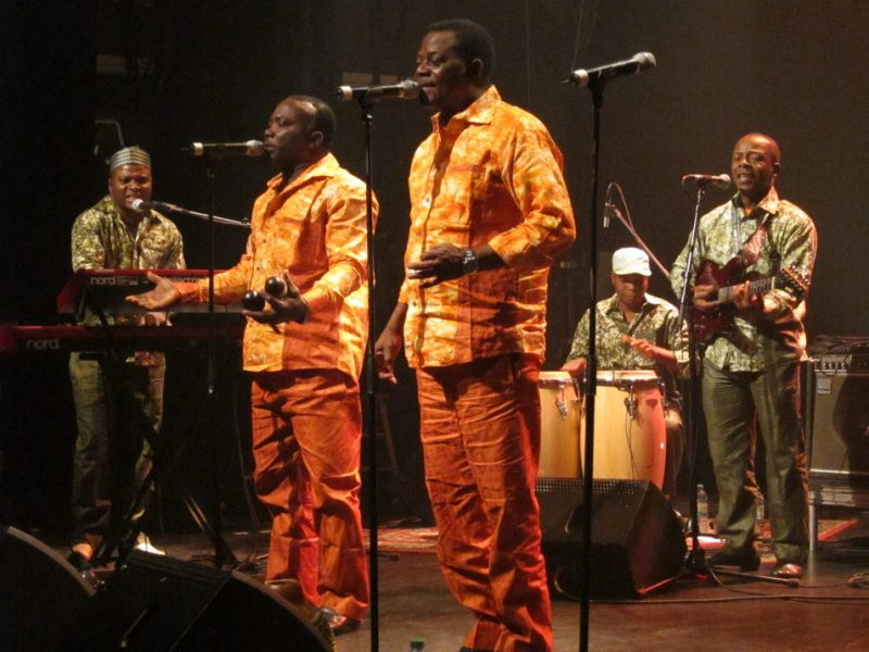 Orchestre Poly-Rhythmo, Montreal Jazz Festival 2012