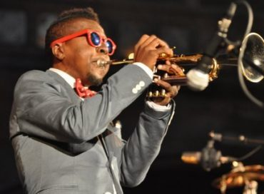 Photos: Roy Hargrove Quintet at Union Chapel in London on 7/31/14