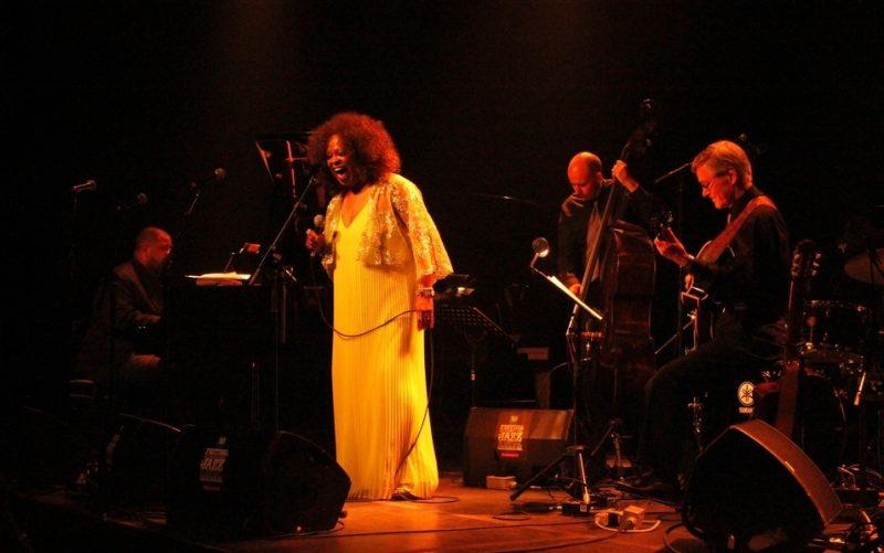 Ranee Lee, Montreal Jazz Festival 2014
