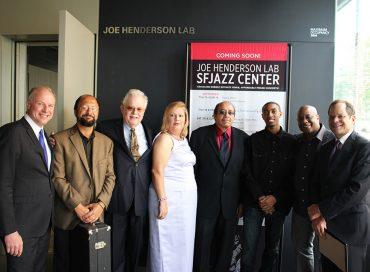 SFJAZZ Center Dedicates Joe Henderson Lab