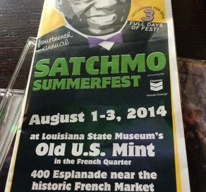 2014 Satchmo Summerfest
