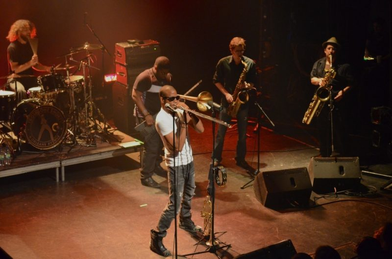 Trombone Shorty, Montreal Jazz Festival, 2013