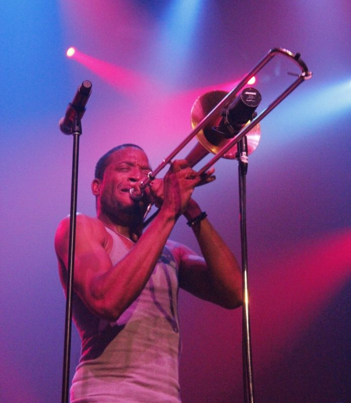 Trombone Shorty, Montreal Jazz Festival 2014