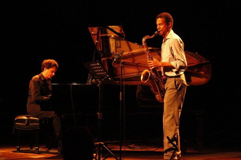 Baptiste Trotignon & Mark Turner Duo, Montreal Jazz Festival 2014