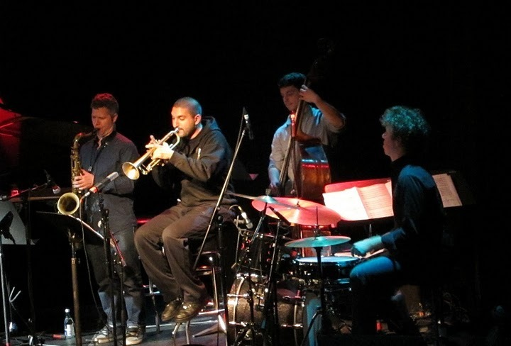 Ibrahim Maalouf at Le Savoy in Montreal on May 17, 2011