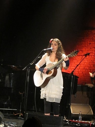Yael Naim at L'Astral in Montreal on May 7, 2011