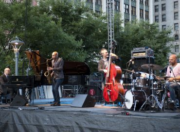 Review: The Detroit Jazz Festival 2014