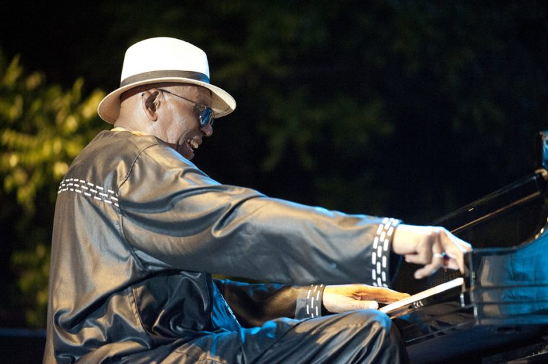 Randy Weston, Detroit Jazz Festival 2014