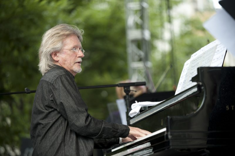 Alan Broadbent, Detroit Jazz Festival 2014
