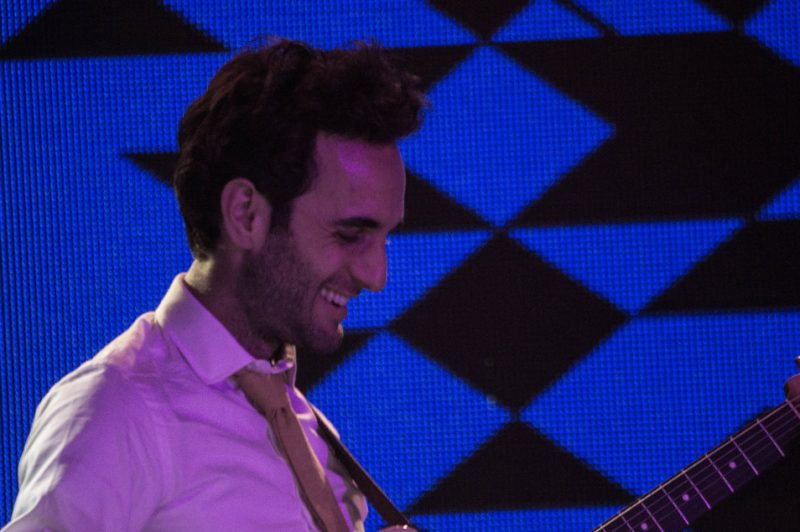 Julian Lage, Highline Ballroom, NYC, 9-14