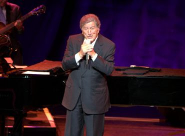 Photos: Tony Bennett at London's Royal Festival Hall