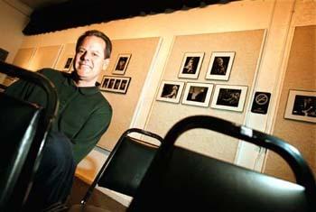 Tim Jackson, artistic director of the Monterey Jazz Festival