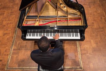 George Gershwin Piano Restored at University of Michigan