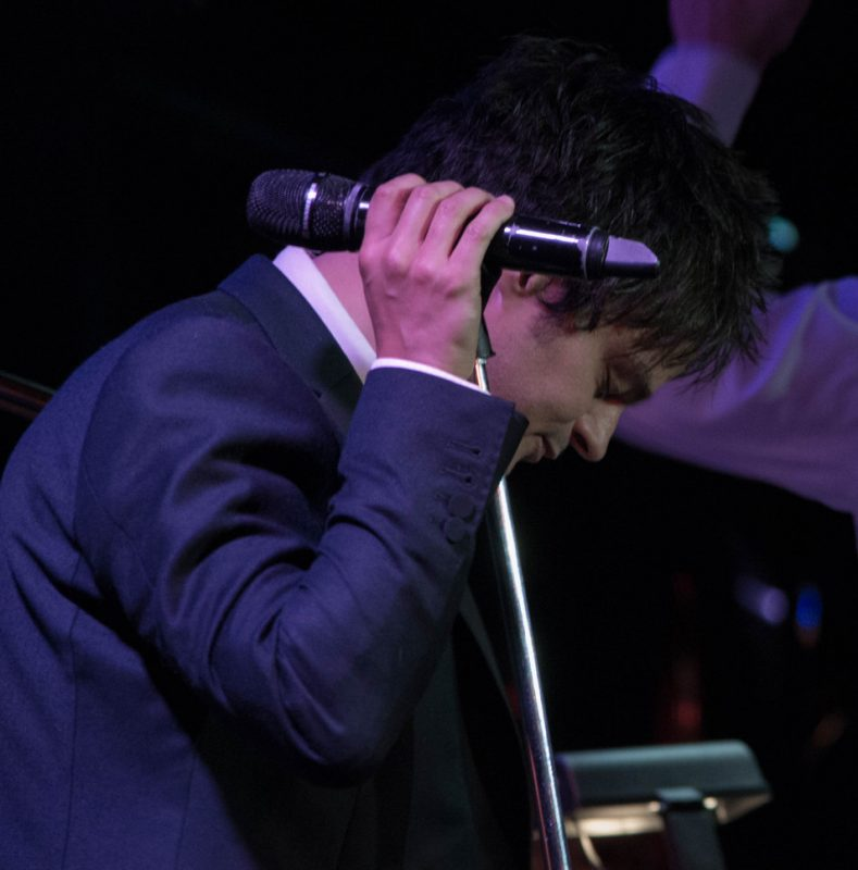Jamie Cullum, Blue Note NYC, 9-14