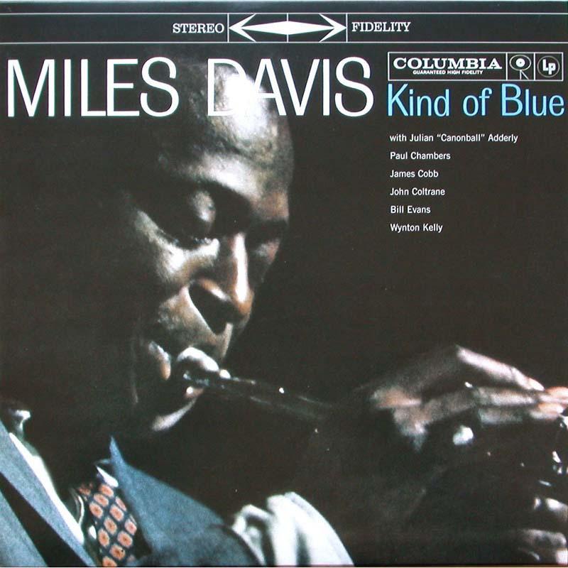 "Miles Davis' ""Kind of Blue"" album"