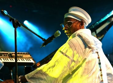 Omar Sosa & Yilian Canizares at Berklee Performance Center