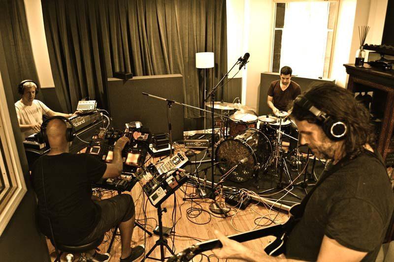 Mark Guiliana's Beat Music, Aug 2013