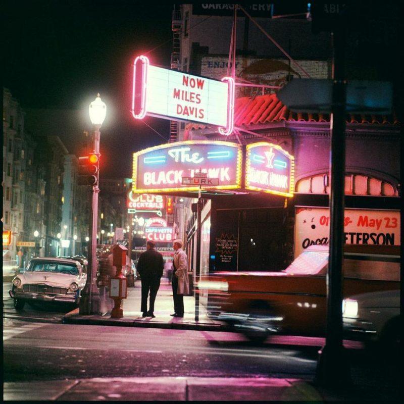 San Francisco's Black Hawk nightclub