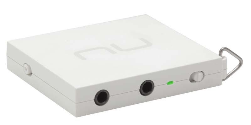 NuForce Mobile Music Pump amplifier