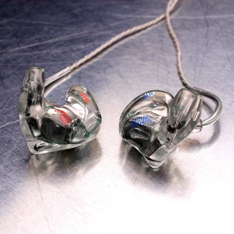 JHA Audio JH16 headphones