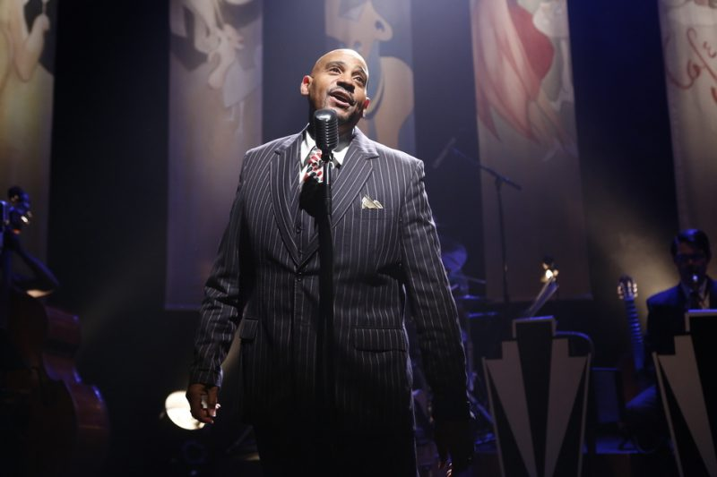Theater Review Caf Society Swing Jazztimes