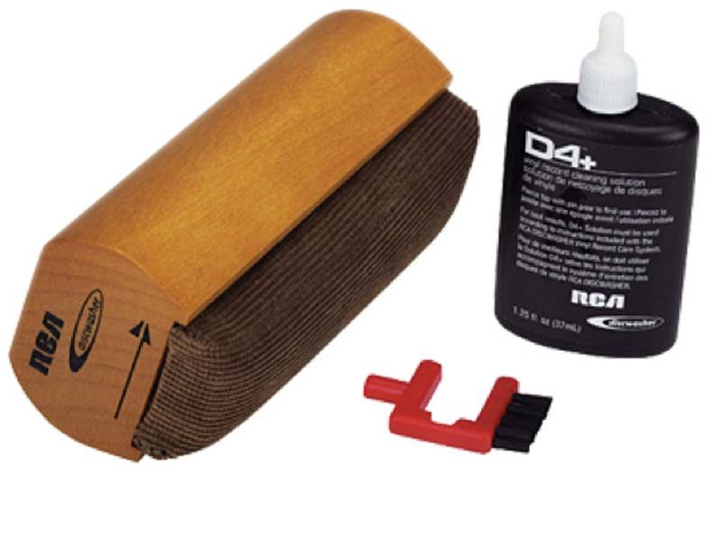 RCA Discwasher D4 kit