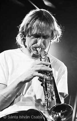 Erik Truffaz, Budapest, 2007