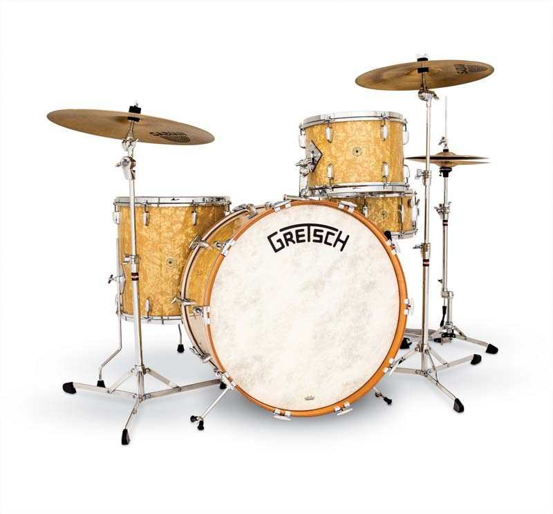 Gretsch Broadkaster Drum Kit