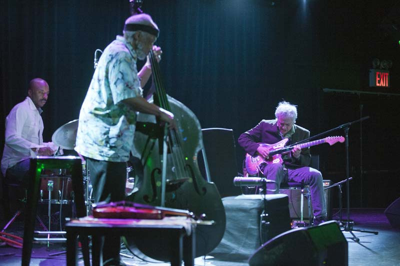 Marc Ribot, Chad Taylor and Henry Grimes