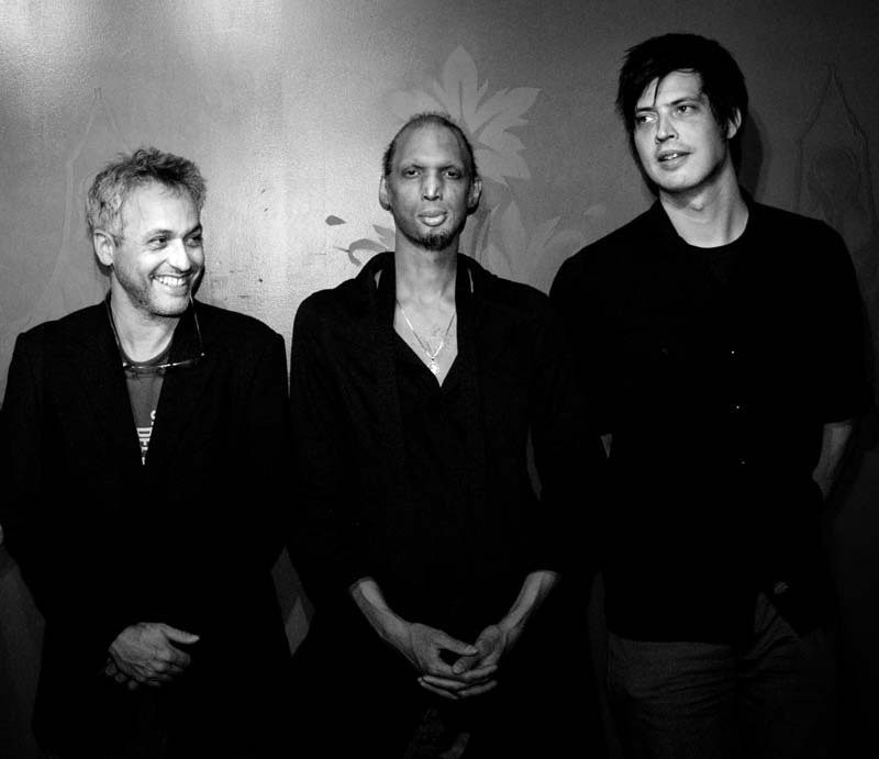 Ceramic Dog: Marc Ribot, Shahzad Ismaily and Ches Smith