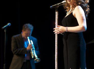 Photos: Jaimee Paul, Leif Shires and their trio at The Henrico Theater in Richmond, VA