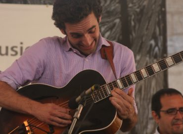 Guitarist Julian Lage to Release Debut Solo Album Feb. 3