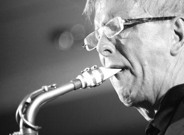 Photos: Saxophonist Dick Oatts at The Attucks Theater in Norfolk, Va.